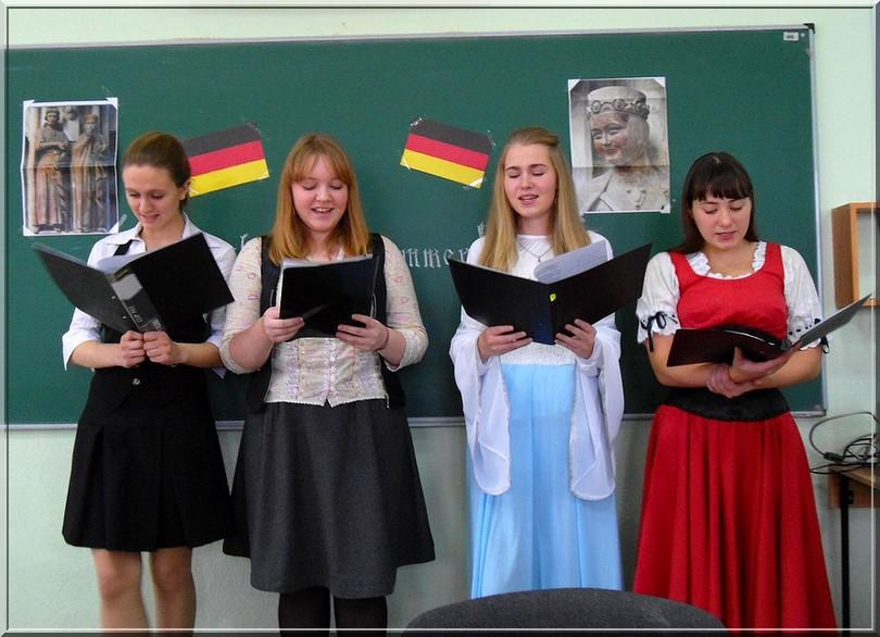 Конкурсы вокалистов в германии